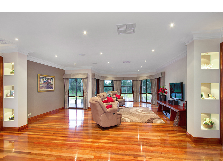 most importantly our desire for a home that was sympathetic to its origins without looking dated and old fashioned has been achieved steve di - Home Extensions Melbourne