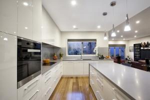 well designed kitchen